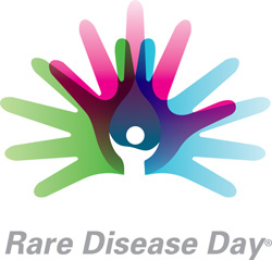 Rare Disease Day official logo